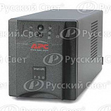 Источник бесперебойного питания Smart-UPS 750В.А Line-Interactive; user repl. batt.; Input 230V / Output 230V; Interface Port DB-9 RS-232; USB SmartSlot APC SUA750I