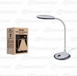 Светильник LED TLD-527 Black/400лм/4500К черн. Uniel UL-00000416