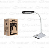 Светильник LED TLD-528 Black/400лм/4500К черн. Uniel UL-00000418